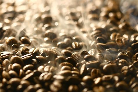 Black Coffee Aromatic One aromatic black coffee beans background gallery