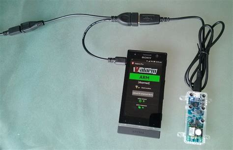 Usb Otg Xperia U valarm remote monitoring industrial iot applications