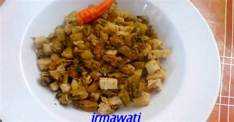 Kerang Tahu 99 resep kerang tahu pedas enak dan sederhana cookpad