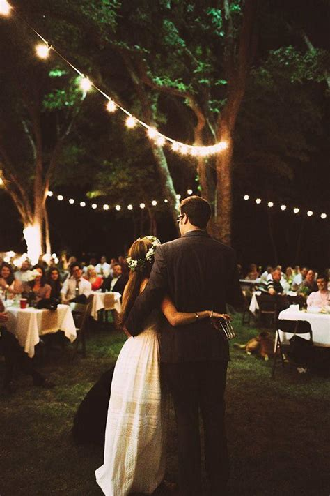 backyard wedding lights a diy boho backyard wedding by apel photography