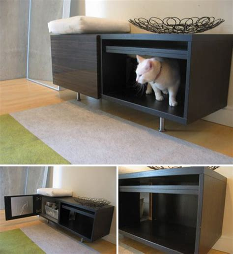lixhult hack 10 hacks to hide your cat s litter box petcha 10 brilliant ikea hack for your cats home design and