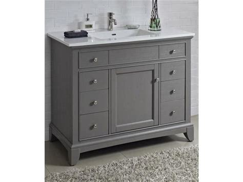 42 vanities for bathrooms the elegant 42 inch bathroom vanity combo with exciting