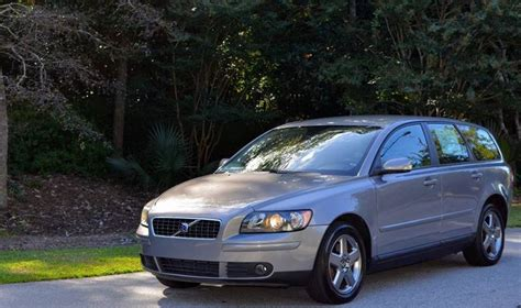 automobile air conditioning service 2006 volvo v50 lane departure warning 2006 volvo v50 t5 in wilmington nc blondin auto