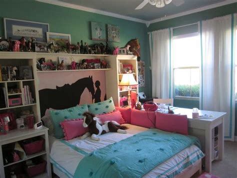 Equestrian Bedroom Decor by 12 Ideas For Decorating A Kid S Horsey Bedroom Wide