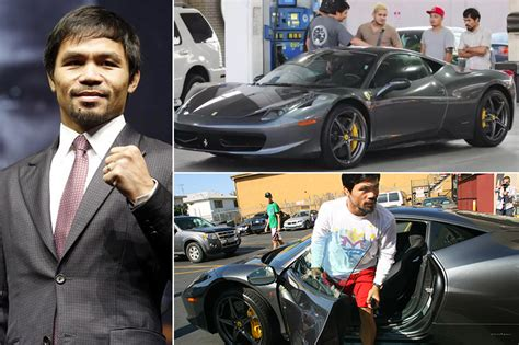 pacquiao car 27 jaw dropping celebrity cars we hope they have a
