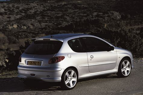 peugeot 206 gti peugeot 206 gti 2 0 photos and comments www picautos com
