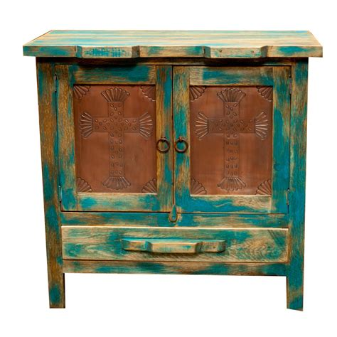 Painted Mexican Furniture by Mexican Furniture