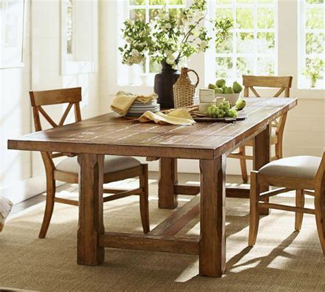 farmhouse style dining table farmhouse style pine wood extending dining table