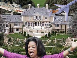 new car out oprah the fabulous homes planes and other toys of oprah