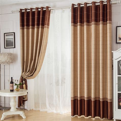 curtains room cheap color block vintage striped insulated room darkening curtains