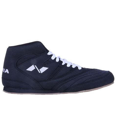 nivia black premier league kabaddi shoes for price in