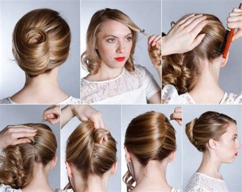 hairstyles for thin hair diy 101 easy diy hairstyles for medium and long hair to snatch