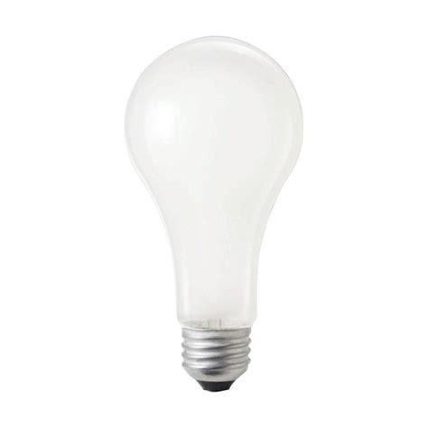 130 volt light bulbs philips 100 watt incandescent a21 silicone coated
