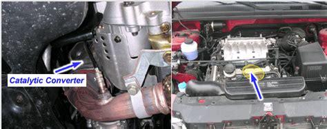 2003 Kia Sedona Engine P0431 2003 Kia Sedona Warm Up Catalyst Efficiency Below