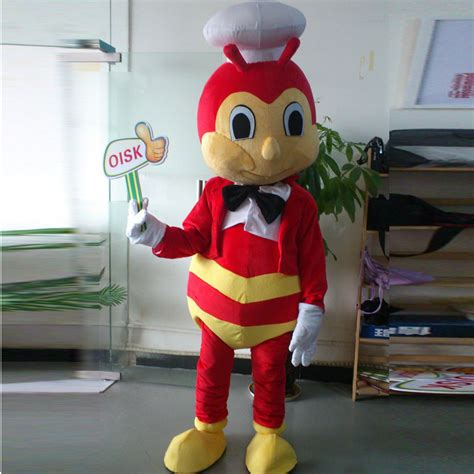 Promo Mascot Squishy Potato Boy And ohlees actual picture jollibee in philippines happy bee mascot costume size plush