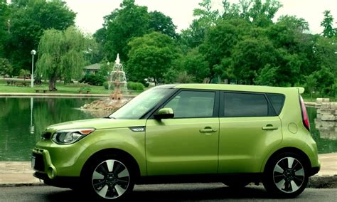 Kia Soul Green Cool Photos Of Marvin The Green Painted Ii Soul