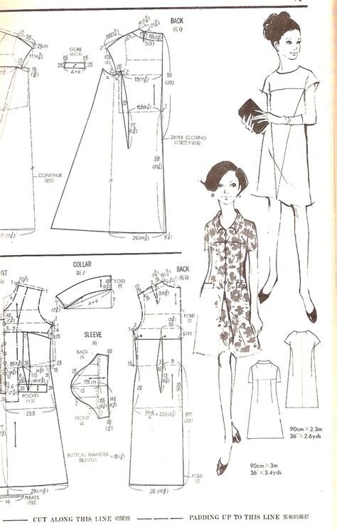 pattern making gown drafting a pattern free patterns