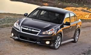 2013 Subaru Legacy 3 6r Car And Driver