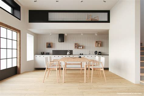 7 inspirational ideas for dining room using white and wooden materials roohome designs plans