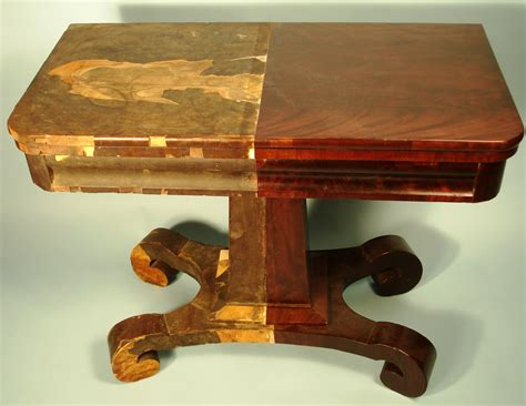 Furniture Repairs by Refinish Your Antiques It S A Question Of Value Worthpoint