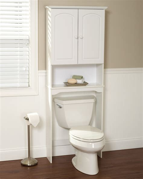 above toilet photos floating white wooden with double doors also shelf