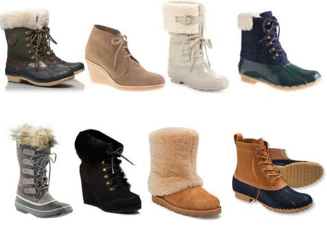 It Or Leave It The Must Winter Boots This Year Are Shearling Will You Be Cozying Up by Winter Boots That Aren T Hideous Pretty Polished
