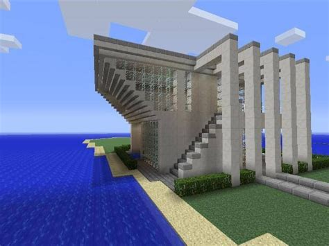 creative minecraft houses minecraft gaming xbox xbox360 house home creative mode mojang barn modern house home