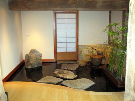 Japanese Heated Table by Pictures Koi Indoor Pond