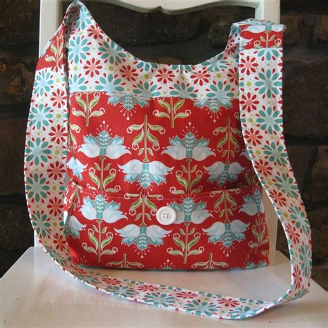 Fabric Handmade Purses - handmade fabric bags purses shoulder bag