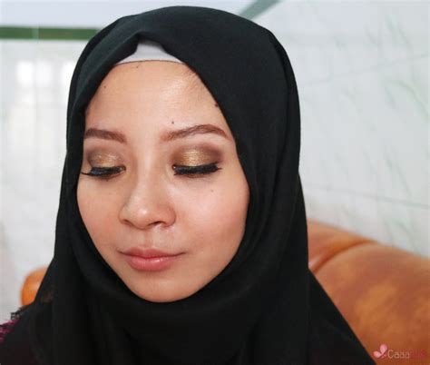 Eyeshadow Inez No 5 5 gaya makeup dengan inez eyeshadow