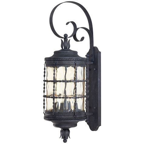 Mallorca Large Outdoor Wall Mounted Lantern Minka Lavery Outdoor Lights Sale Uk
