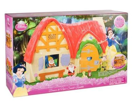 Snow White Cottage Playset by Disney Princess Snow White Cottage Deluxe Playset