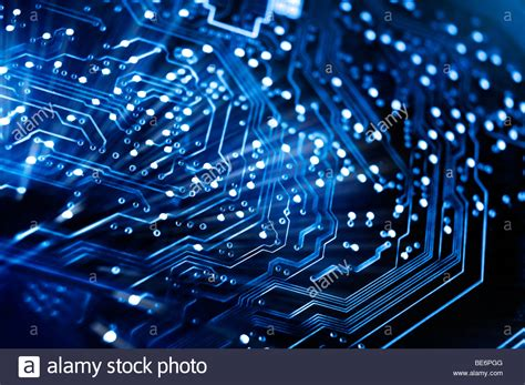 circuit board background protium design circuit board conceptual background stock photo royalty