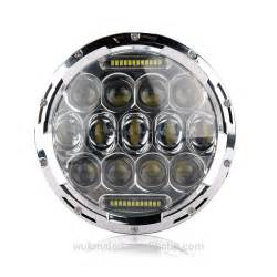 Jeep Yj Led Headlights Standard 7 Inch 75w Jeep Led Headlight With Daytime Light