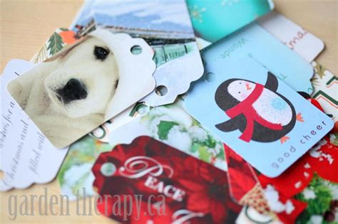Gift Card Recycling - crafts to do with old greeting cards wblqual com