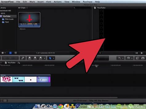 final cut pro how to add text how to add text over video in final cut pro 13 steps