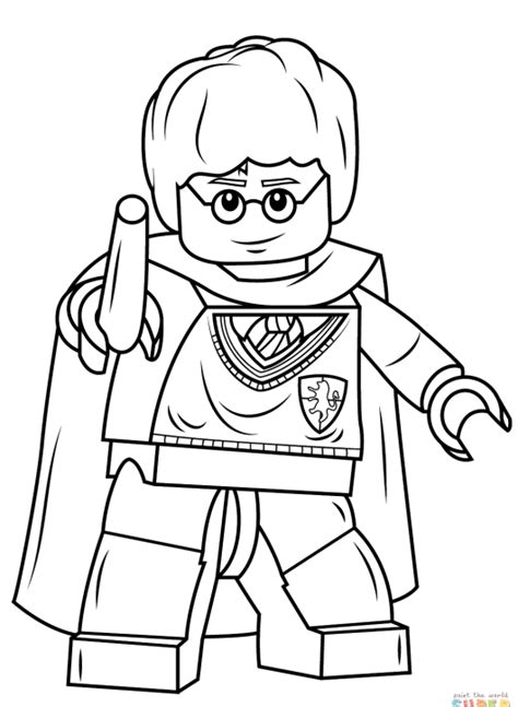 coloring pages lego harry potter lego harry potter coloring pages coloring pages