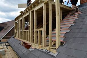 Dormer Building how to get a loft conversion yell home garden