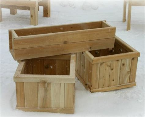 how to build a wooden planter box diy doll furniture plans eso woodworking materials cedar wood planter box plans design