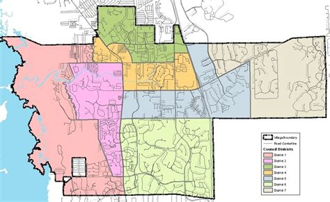 map of the villages florida council of estero fl
