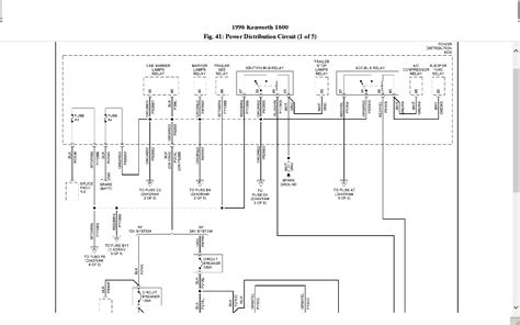 kenworth wiring diagrams efcaviation