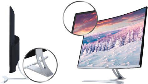 Monitor Cekung viewsonic luncurkan dua monitor 32 inch di lini vx monitor