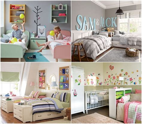 Unisex Kids Bathroom Ideas by 10 Shared Kids Bedroom Storage And Organization Ideas