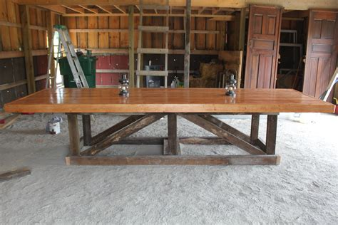diy plans barn wood end reclaimed barn wood table plans plans diy how to make