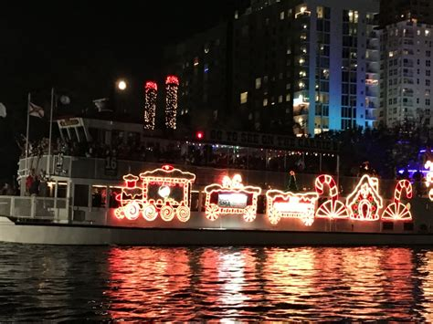 ft lauderdale boat parade 2015 holiday celebrations in ft lauderdale via albany s