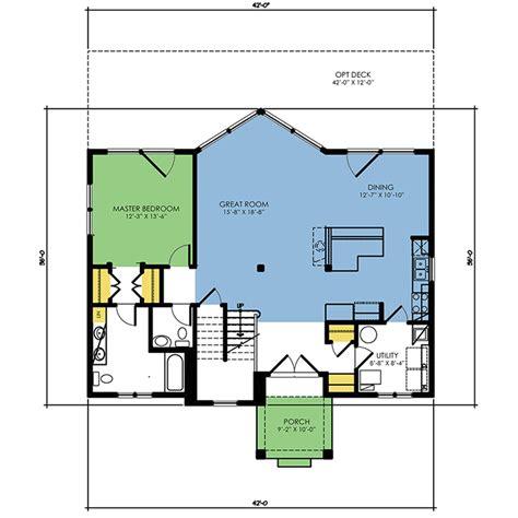 springs floor plans kenyon springs home floor plan wausau homes
