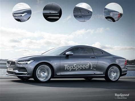 Volvo Car Open 2020 by 2020 Volvo S90 Coupe Picture 659517 Car Review Top Speed