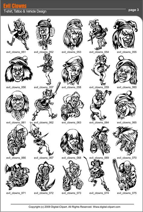 tattoo catalogue pdf clowns tattoo tattoo pictures online