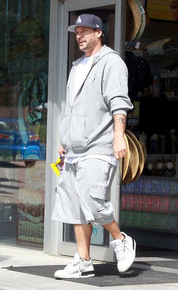 Kevin Federline Starts A Fashion Trend by Kevin Federline Basketball Sneakers Kevin Federline