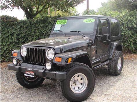 manual repair autos 2001 jeep wrangler navigation system 2001 jeep wrangler sahara sport utility 2d